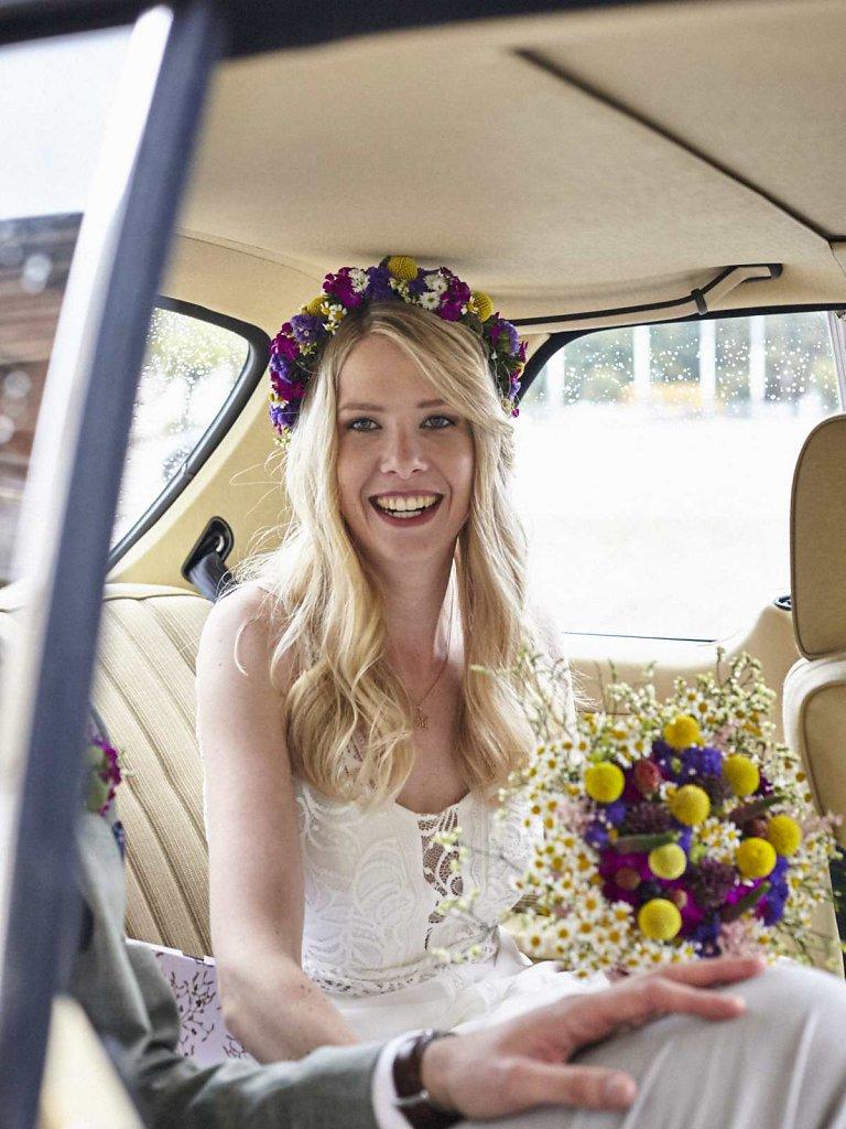 Boho-Hochzeit in Minden